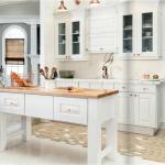 white-kitchen-cabinets-island-Duluth-ga